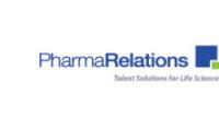 PharmaRelations ny logga