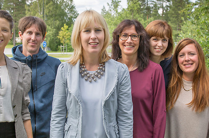 The number of women with business ideas has tripled in Umeå
