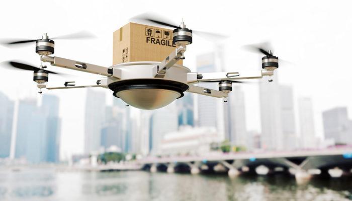 Temperature controlled logistics of the future