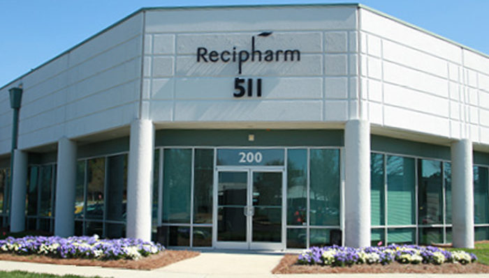 Recipharm opens new GMP suite
