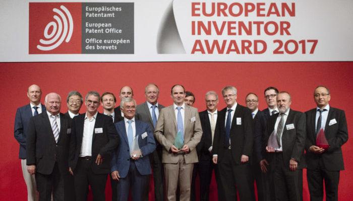 The European Inventor Award 2017