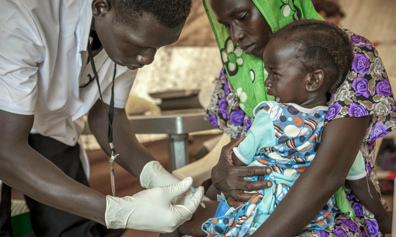 Vaccination Sudan MSF