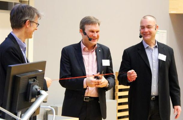 Inauguration WCMM Linköping