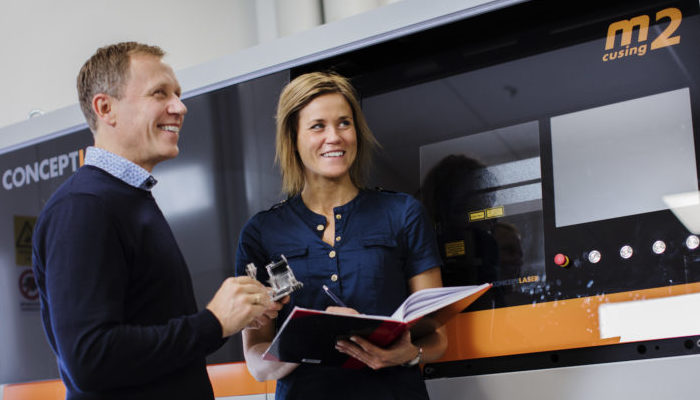 GE Healthcare opens first 3D printing center in Europe