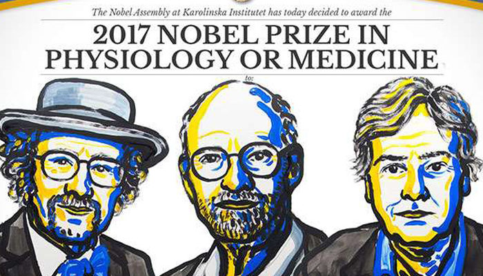 The Nobel Prize in Physiology or Medicine has been announced