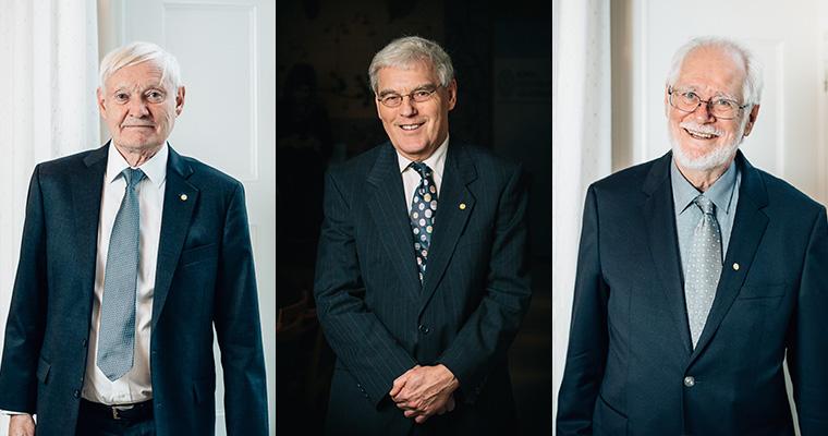 Nobel Laureates Cheimstry Photo Jenny Öhman