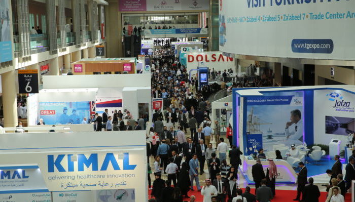 29 January-1 February 2018: Arab Health