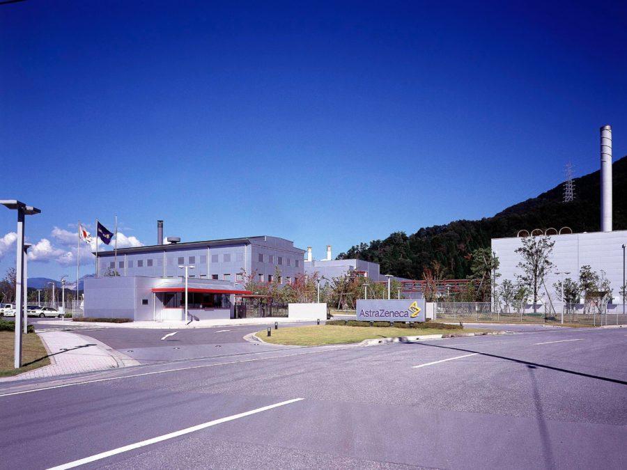 Maihara factory in Japan