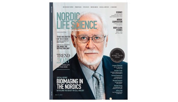 The Nobel Issue of Nordic Life Science is out now!
