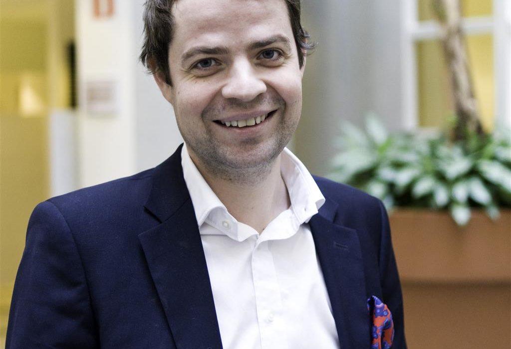 Kristian Tryggvason, CEO BioLamina