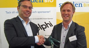 SwedenBIO Award 2013 Affibody