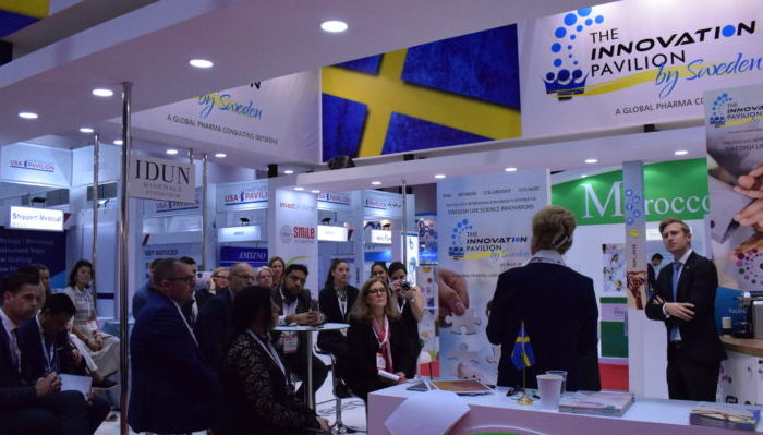 Arab Health 2018 – All-time high for Swedish participation